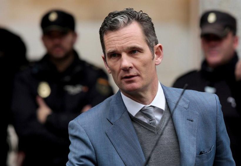 Cuñado del rey de España es condenado a 6 años de cárcel | El Imparcial de Oaxaca