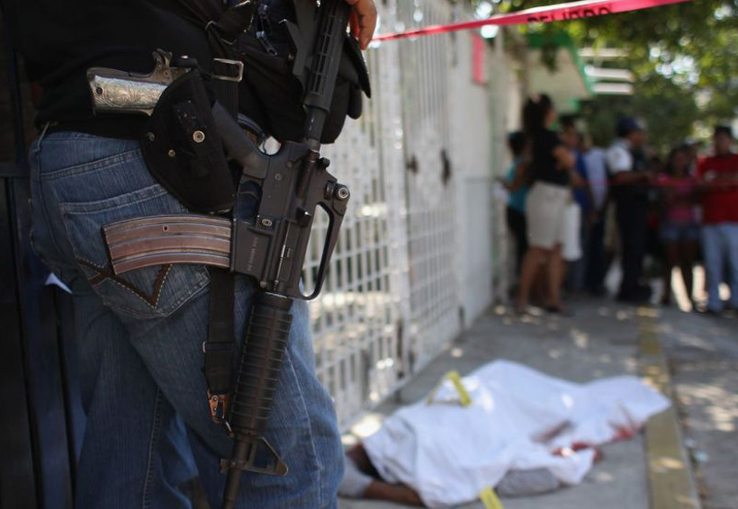 Alertan por aumento generalizado de violencia a 22 días de las elecciones | El Imparcial de Oaxaca