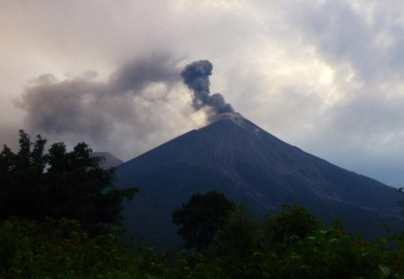 Volcán de Fuego en constante aumento de actividad   El Imparcial de Oaxaca