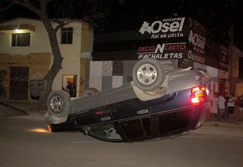 Accidente por obra inconclusa en Periférico, Oaxaca | El Imparcial de Oaxaca
