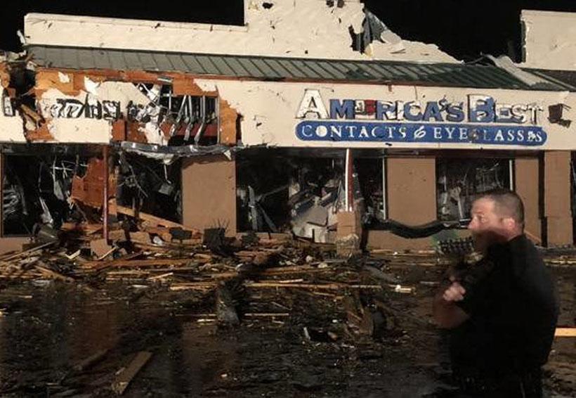 Tormentas derrumban edificios en Pensilvania   El Imparcial de Oaxaca