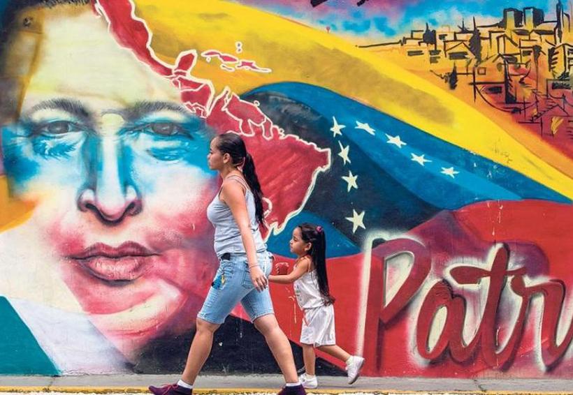 Gobierno venezolano conmemora los 64 años del nacimiento de Hugo Chávez | El Imparcial de Oaxaca