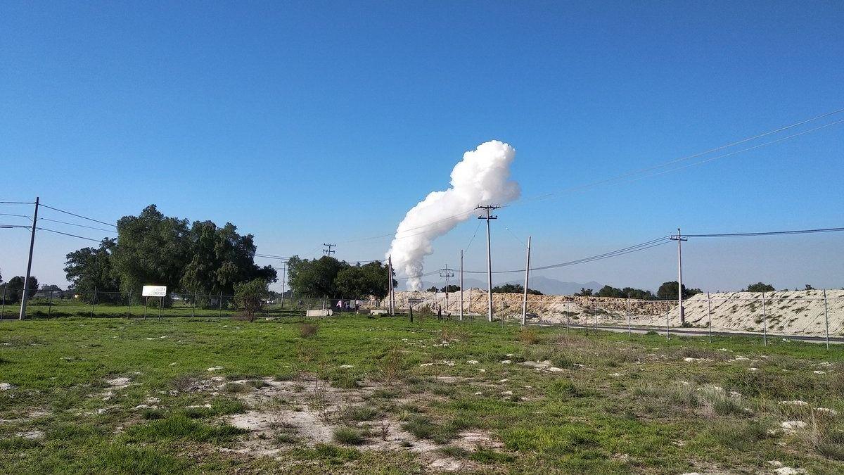Nueva explosión de pirotecnia en Tultepec. Noticias en tiempo real