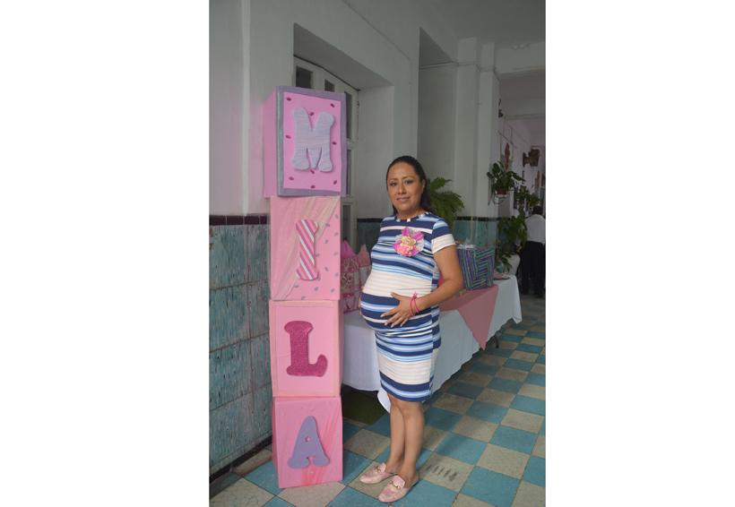 Baby shower de Berenice