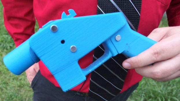 Los temores que despierta el fin de la prohibición de la impresión de pistolas en 3D en Estados Unidos