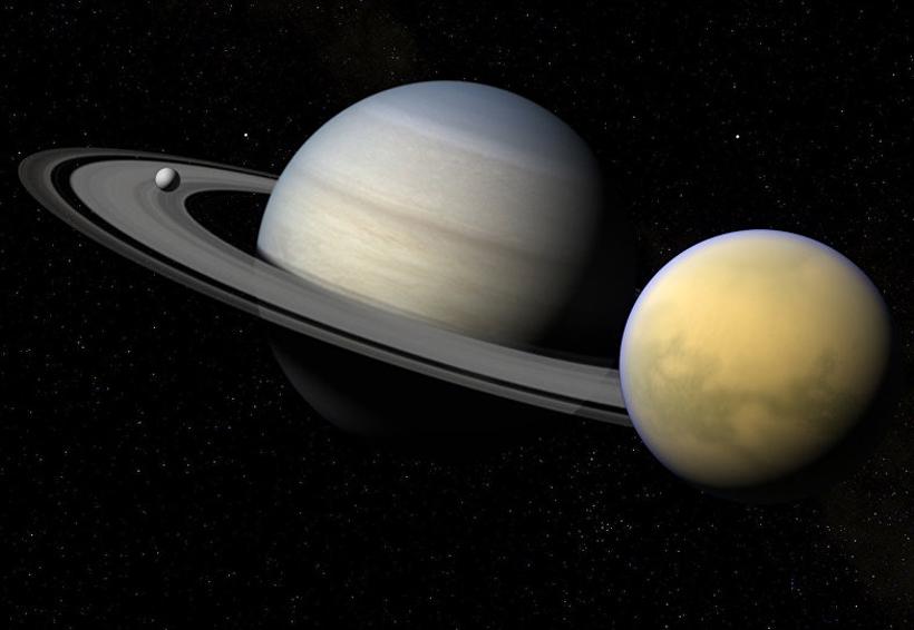 ¿Cómo se comunica Saturno con sus satélites? | El Imparcial de Oaxaca