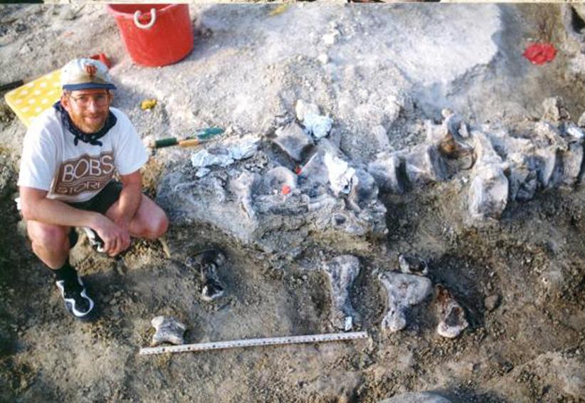 Bigfoot: el pie de dinosaurio más grande jamás descubierto | El Imparcial de Oaxaca