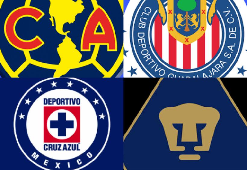 """Los nuevos jerseys de los cuatro """"grandes""""   El Imparcial de Oaxaca"""