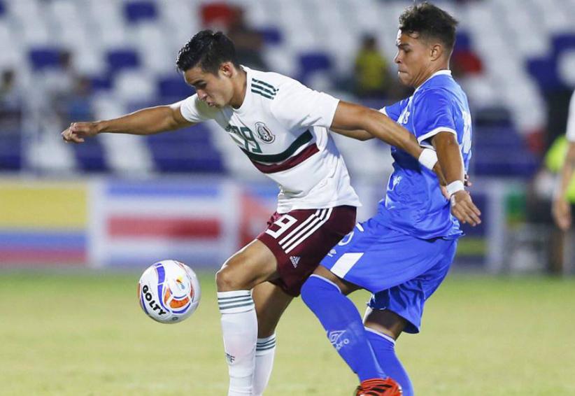 México cae ante El Salvador en Centroamericanos; 0-1 | El Imparcial de Oaxaca