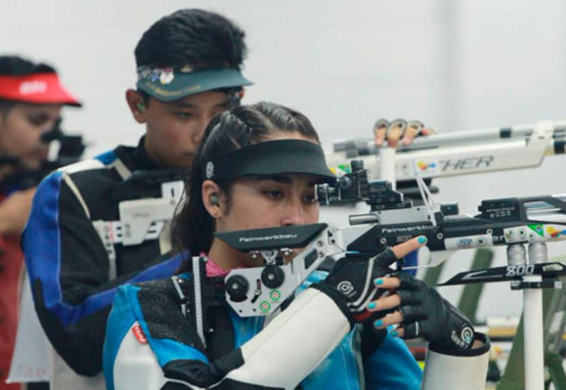 Oro para México en rifle de 10 metros | El Imparcial de Oaxaca