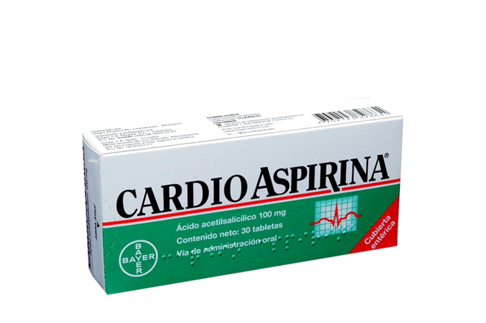 ¿Una aspirina al día para cuidar el corazón?. Noticias en tiempo real