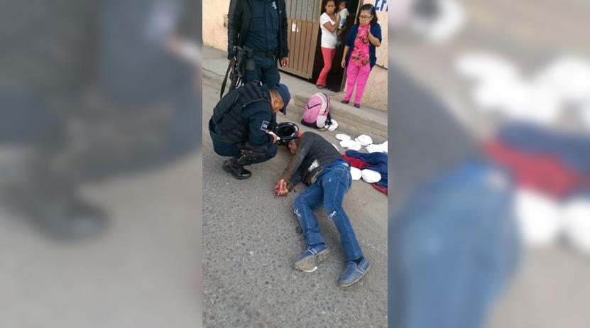 Derrapa repartidor que conducía en estado de ebriedad en Oaxaca | El Imparcial de Oaxaca