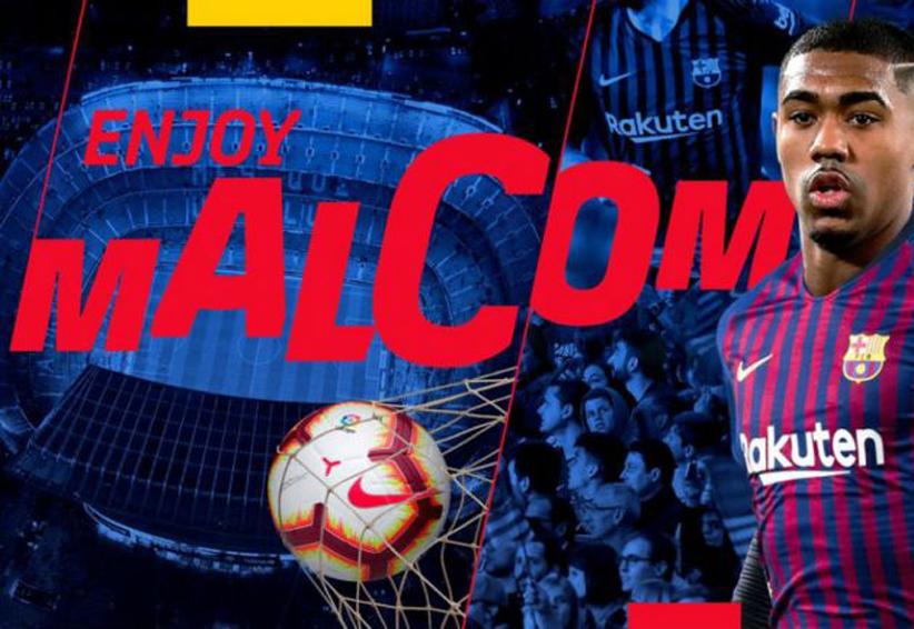 Malcom se suma a las filas del Barcelona | El Imparcial de Oaxaca