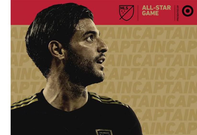 Capitán del MLS All-Stars | El Imparcial de Oaxaca