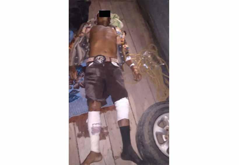 Muere adulto tras ser  arrollado en Palomares   El Imparcial de Oaxaca