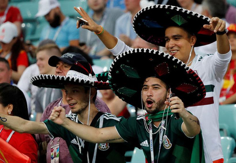 Mexicanos, los que más gastaron en el Mundial | El Imparcial de Oaxaca
