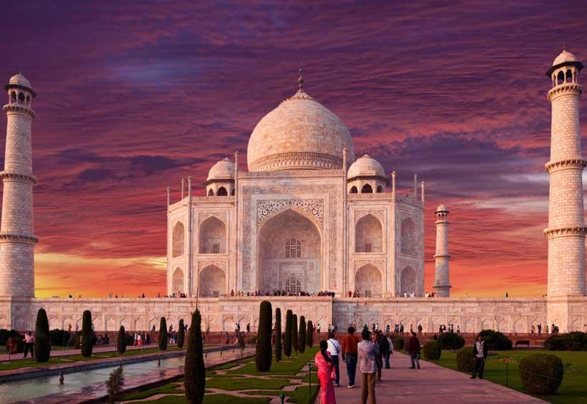 El Taj Mahal sería derribado en poco tiempo | El Imparcial de Oaxaca