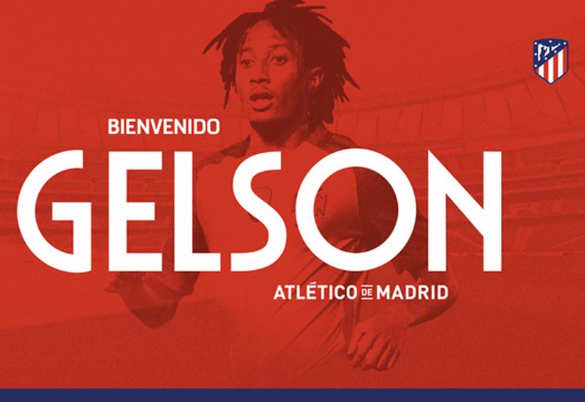 El Atlético ficha a Gelson Martins | El Imparcial de Oaxaca