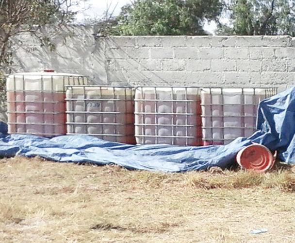 Pobladores de Matías Romero impiden cierre de toma clandestina de combustible