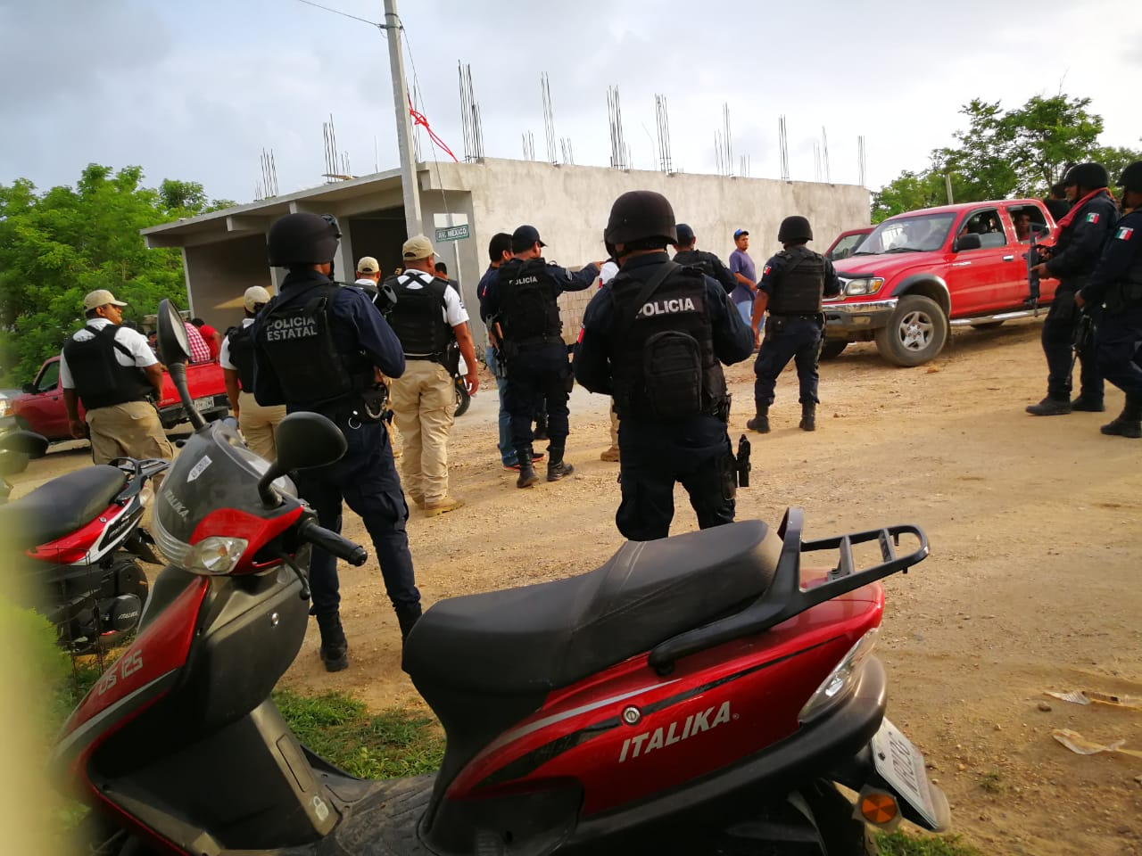 Priistas arman balacera en Puerto Escondido | El Imparcial de Oaxaca
