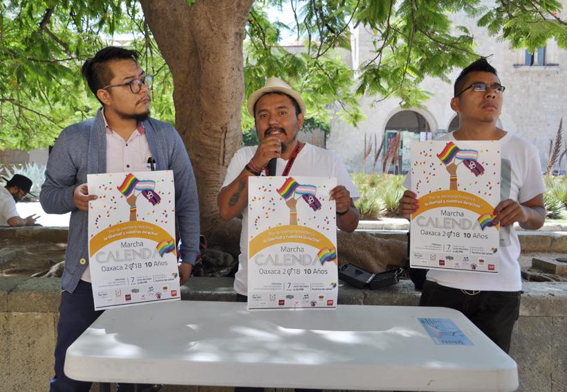 Anuncian marcha del orgullo gay en Oaxaca | El Imparcial de Oaxaca