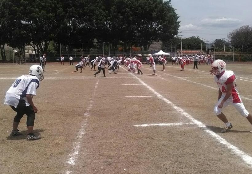 Fútbol Americano sigue creciendo en Oaxaca