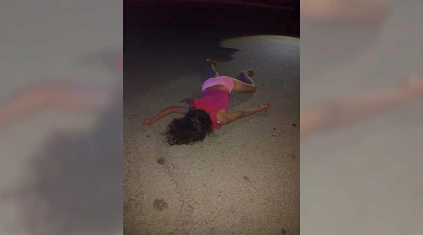 Mujer encuentra la muerte en carretera en Pinotepa Nacional | El Imparcial de Oaxaca