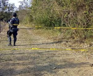 """En Jalisco, hallan 14 cuerpos en fosa de """"narcofinca"""""""