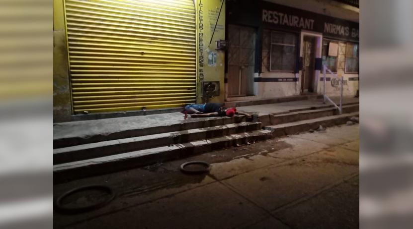 Crimen frente a bar en Juchitán | El Imparcial de Oaxaca