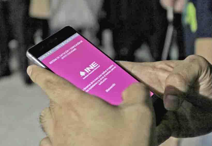 INE dispuesto a proporcionar app para consultas de López Obrador | El Imparcial de Oaxaca