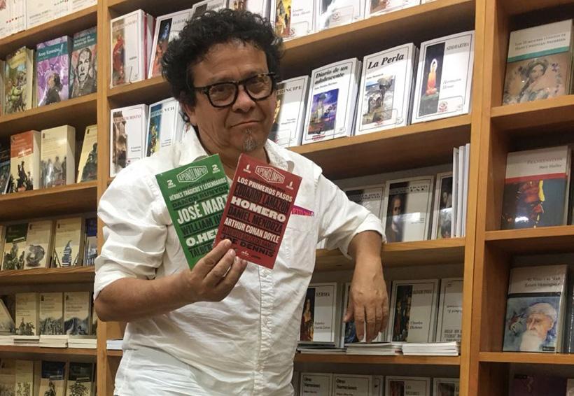 12 rounds de literatura y box | El Imparcial de Oaxaca