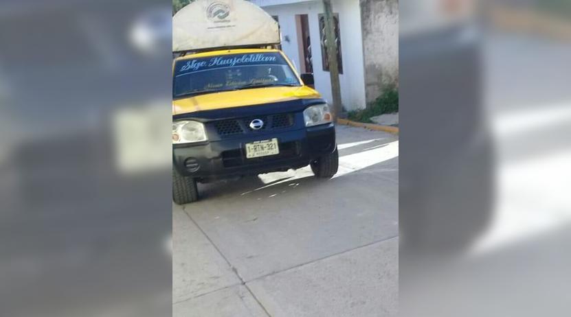 Perpetran violento robo de camioneta en Huajuapan   El Imparcial de Oaxaca