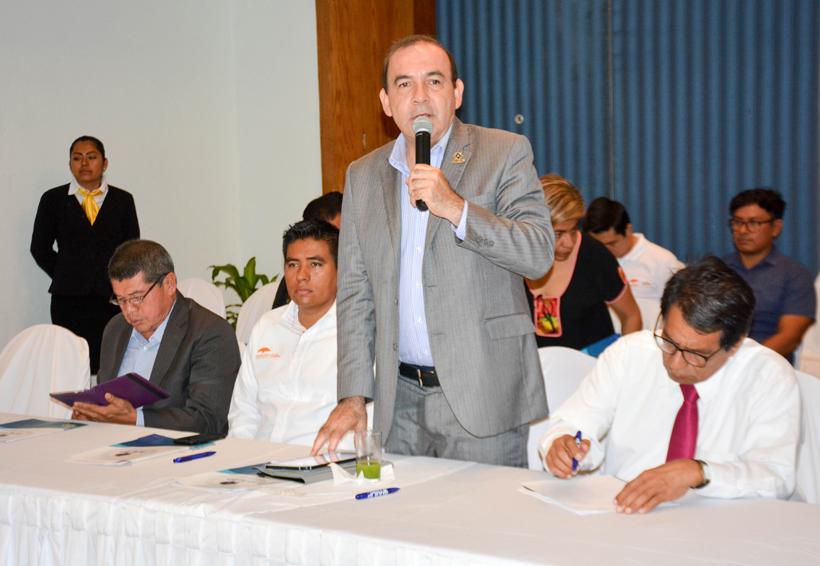 Celebran el Encuentro de Rectores en Huatulco