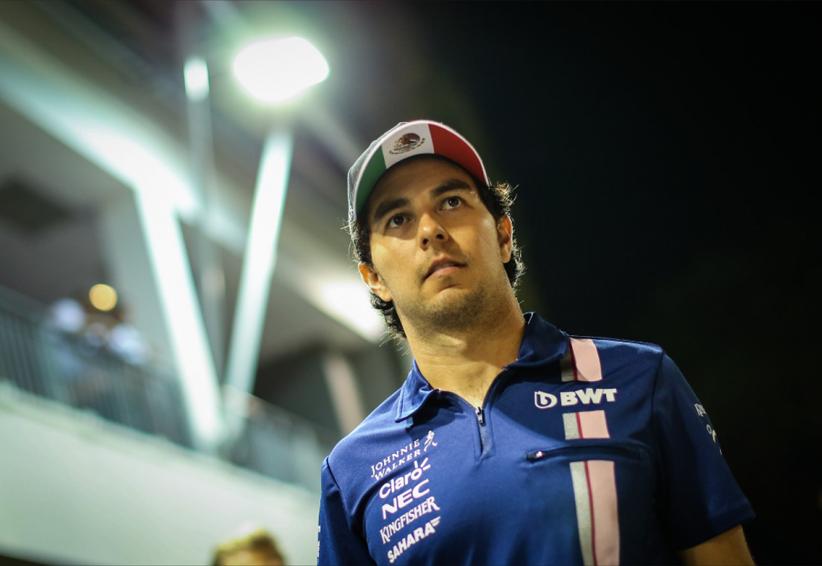 Culpan a Sergio Pérez por crisis de Force India | El Imparcial de Oaxaca