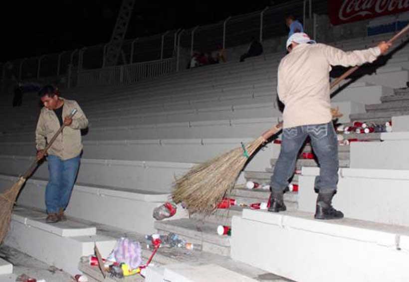 Dejan fiestas de Guelaguetza  más de 60 toneladas de basura | El Imparcial de Oaxaca