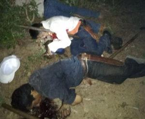 Conflicto conduce a masacre en Sierra Sur de Oaxaca; hay 13 muertos