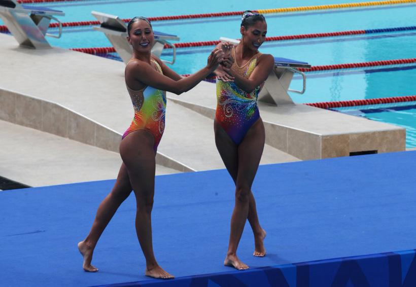 Otro oro en nado sincronizado para México | El Imparcial de Oaxaca