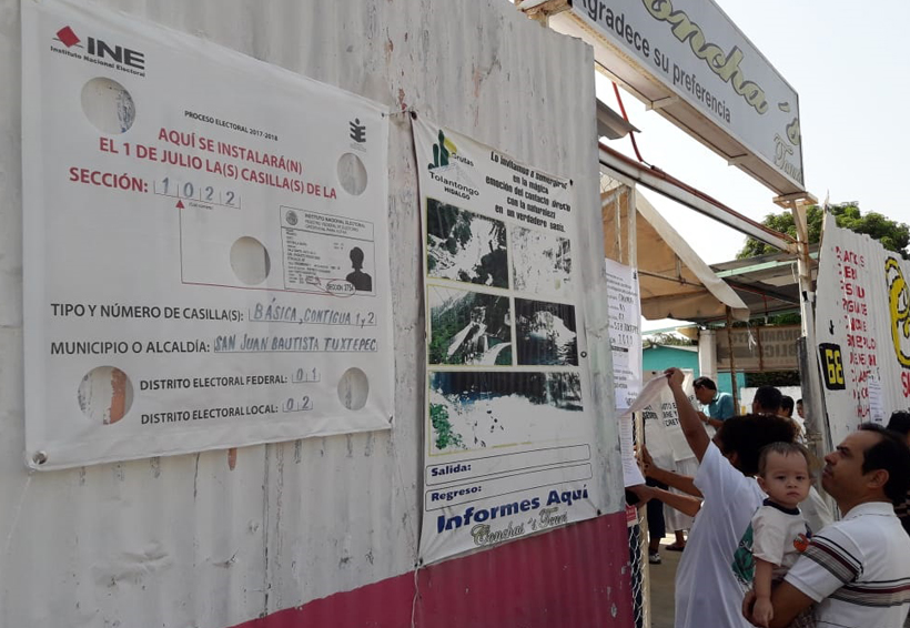 En total calma jornada electoral en la Cuenca