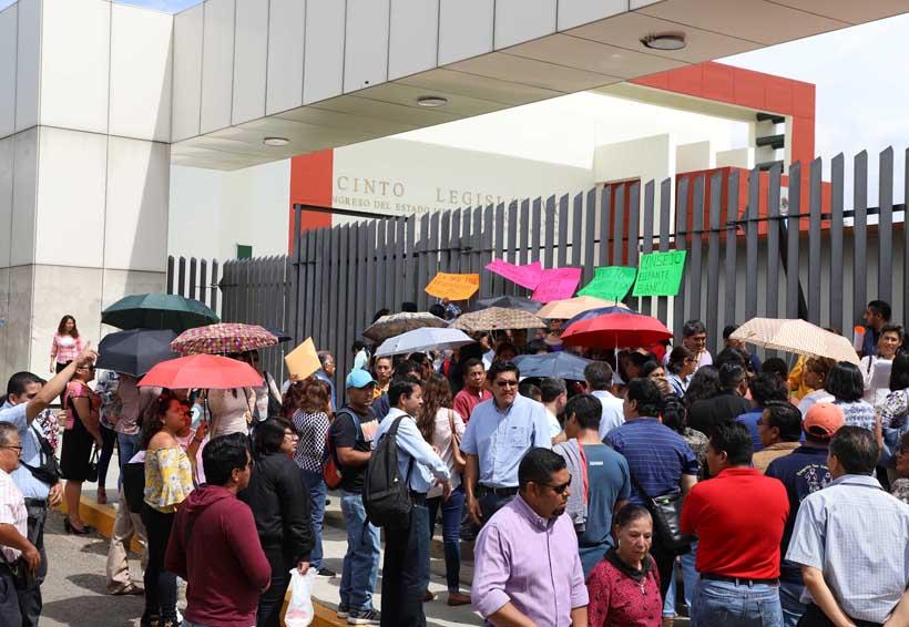 Piden la desaparición del Consejo de la Judicatura en Oaxaca | El Imparcial de Oaxaca