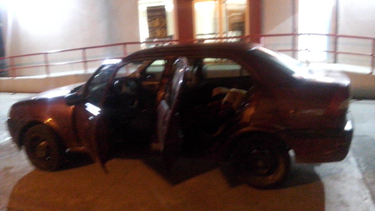 Muere al interior de auto en Oaxaca | El Imparcial de Oaxaca