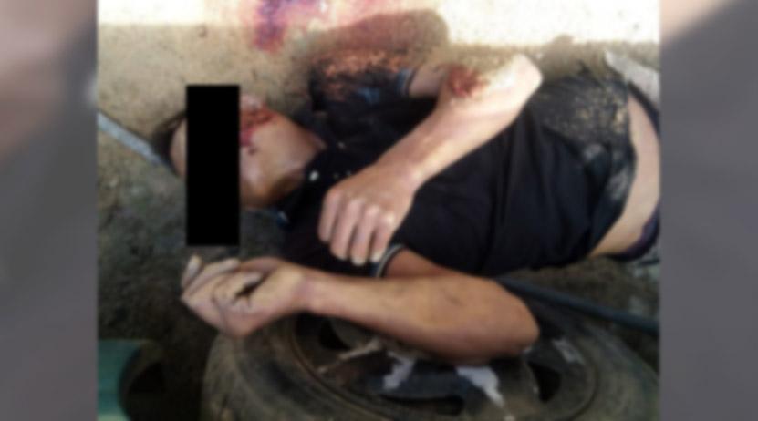 Balacean a albañil en municipio de Sola de Vega Oaxaca | El Imparcial de Oaxaca