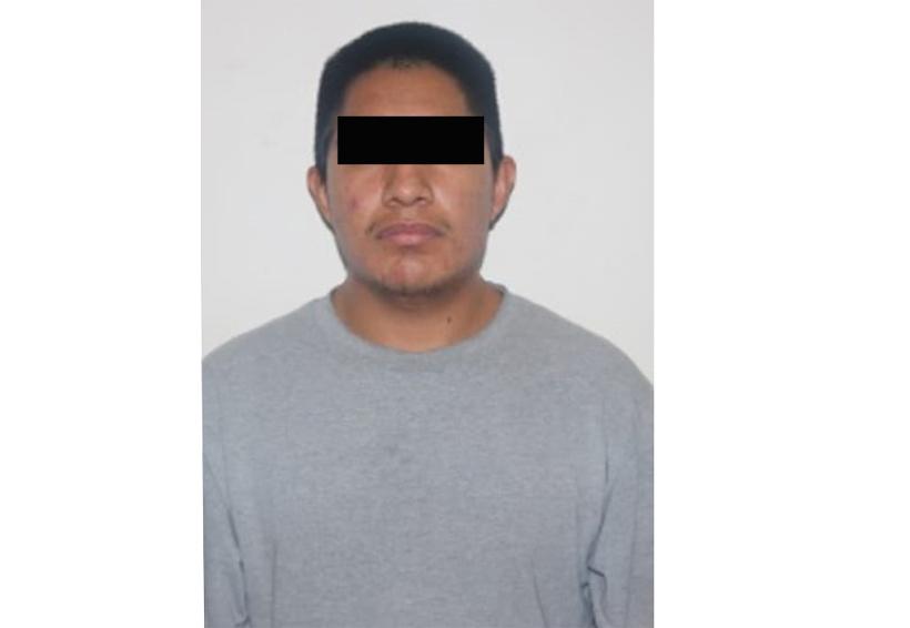 Detenido en la frontera por lesiones, en El Gachupín, Tlazoyaltepec
