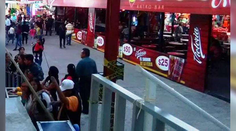 Lo atrapan con un celular robado en la Feria | El Imparcial de Oaxaca