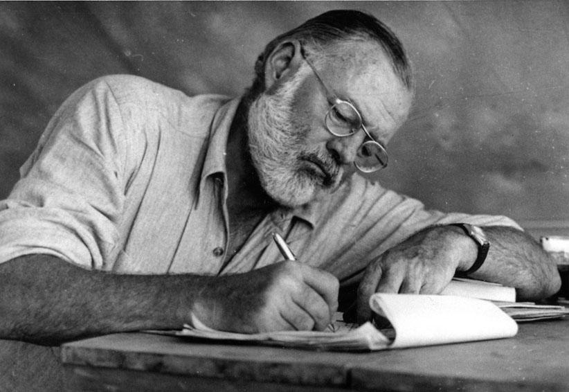 Los mejores libros de Ernst Hemingway | El Imparcial de Oaxaca