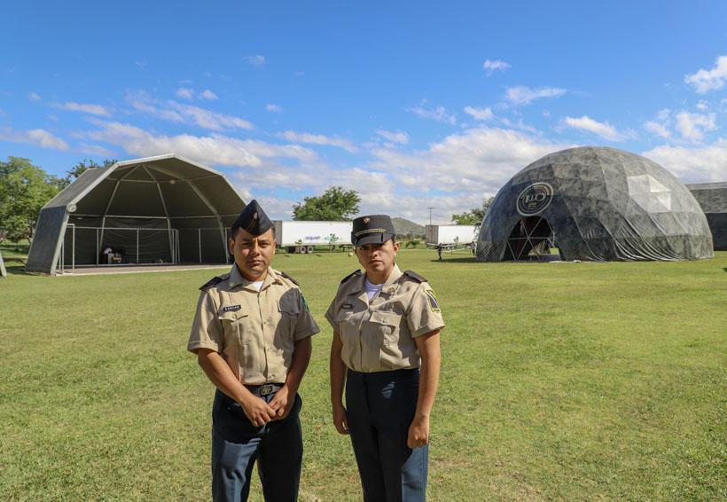 """Preparan exposición militar """"Pasión por servir a México"""""""