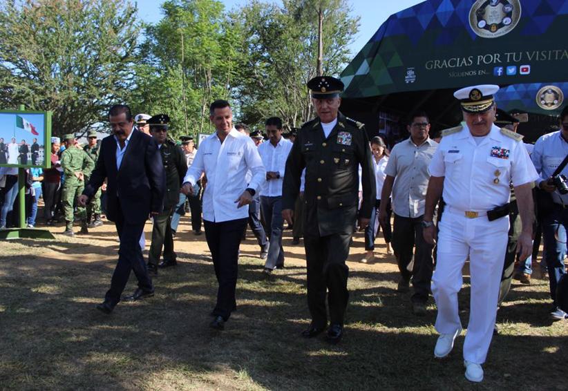 Las Fuerzas Armadas, siempre con Oaxaca | El Imparcial de Oaxaca