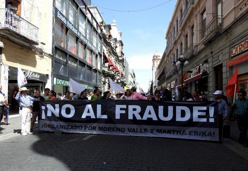 Casillas con 200 % de votantes, entre las irregularidades en elecciones de Puebla | El Imparcial de Oaxaca