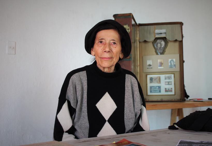 Fotografías hurgan  en la memoria del 68