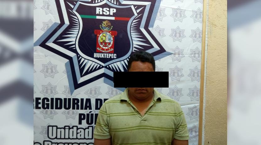Lo atrapan desvalijando auto robado en San Pablo Huixtepec | El Imparcial de Oaxaca