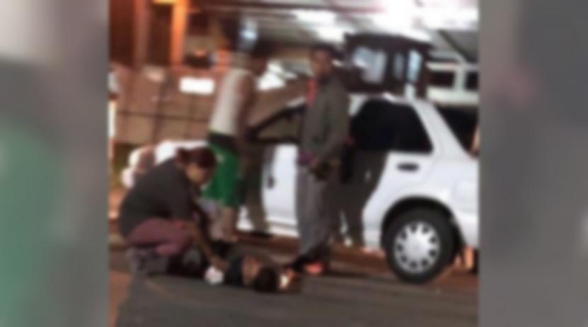 En Oaxaca se presenta falsa alarma de encajuelado y taxistas golpeando a conductor | El Imparcial de Oaxaca